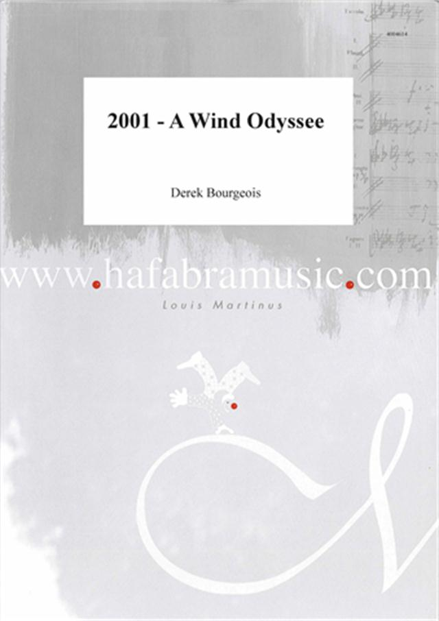 2001 - A Wind Odyssee - cliquer ici