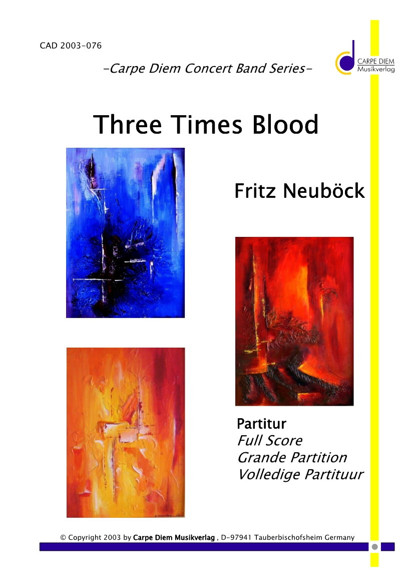 3 Times Blood - cliquer ici