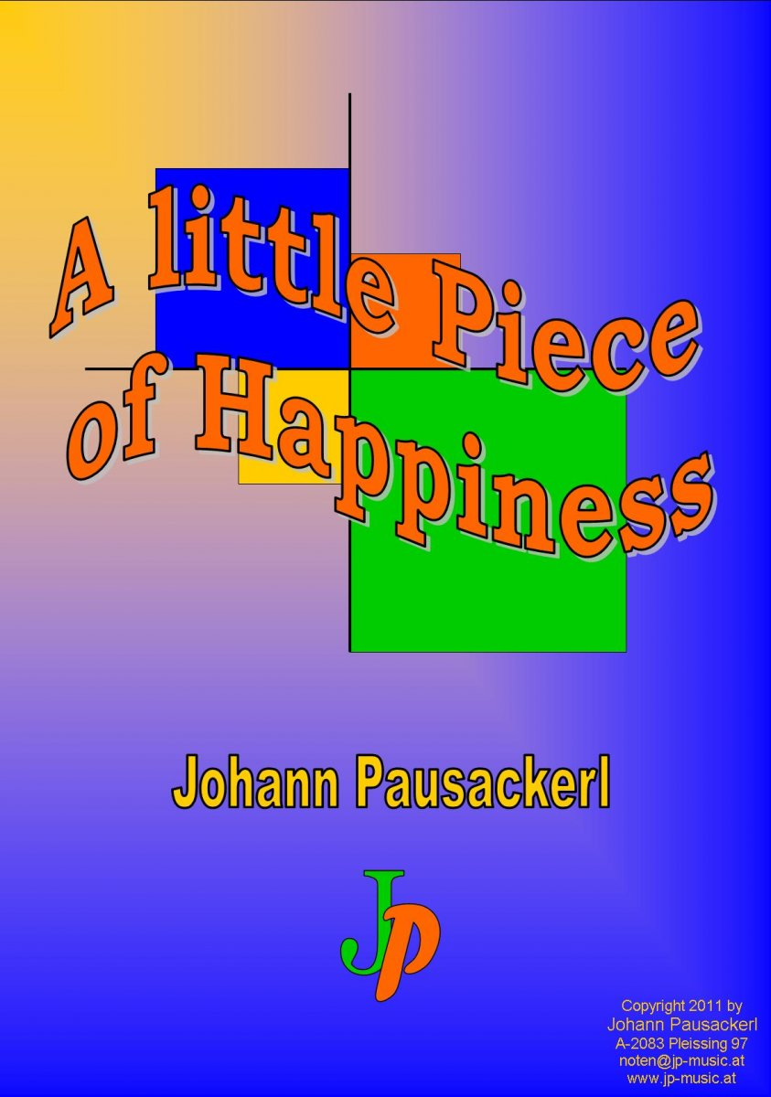 A little Piece of Happiness - cliquer ici
