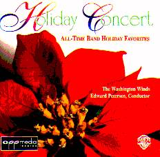 Holiday Concert: All-Time Band Holiday Favorites - cliquer ici