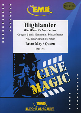 Who Wants To Live Forever (from 'Highlander') - cliquez pour agrandir l'image