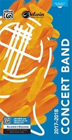 2017-10-25 Alfred 2017-2018 Concert Band - cliquer ici
