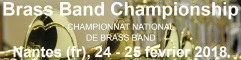 2017-10-14 Brass Band Championship 2018 in Nantes - cliquer ici